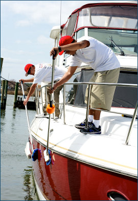 Turner Yacht Services Quality