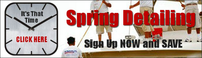 Let us get your boat ready for summer